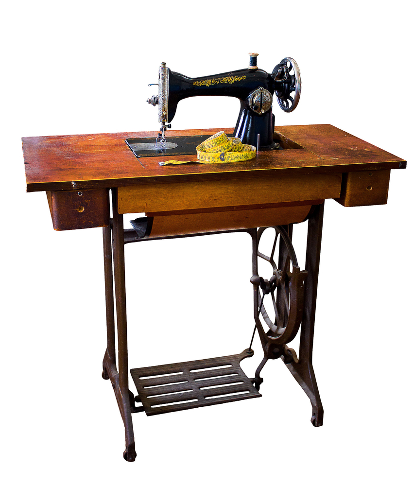 Vintage Singer Treadle Machine