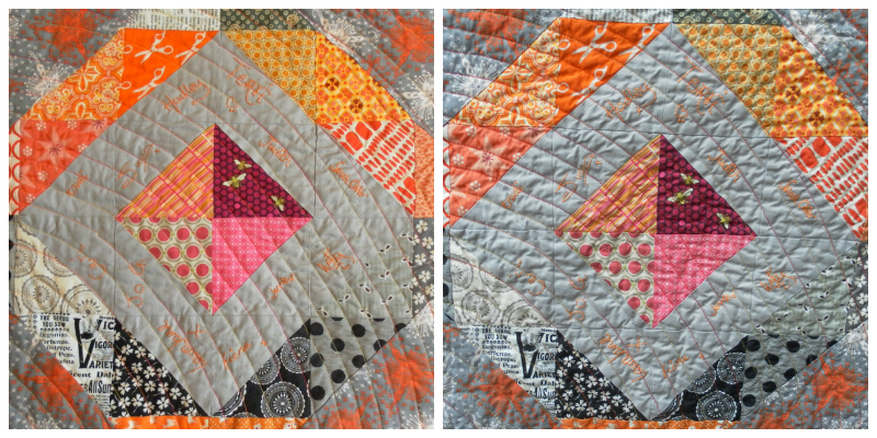 Quilts And Siggies.Making A Quilting Frame Pattern Properly For The Love Of